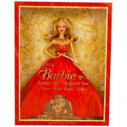 Mattel Varázslatos Ünnepi Barbie (BDH13)