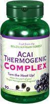 Puritan's Pride Acai Thermogenic Complex 90db