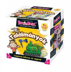 The Green Board Game BrainBox - Találmányok