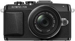 Olympus PEN E-PL7 + EZ-M1442 14-42mm