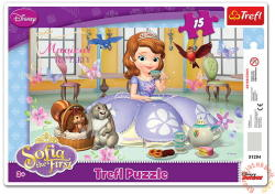 Trefl Disney Szófia hercegnő 15 db-os (31204)