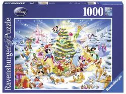 Ravensburger Disney karácsonya 1000 db-os (19287)