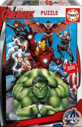Educa Avengers 200 db-os (15933)