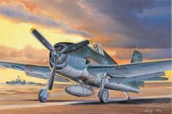 HobbyBoss F6F-3 Hellcat Late Version 1/48 80359