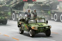 HobbyBoss Meng Shi 1.5 ton Military Light Vehicle 1/35 82467