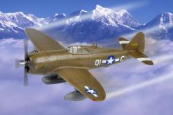 HobbyBoss P-47D Thunderbolt Razorback easy kit 1/72 80283