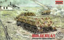 Roden Sd. Kfz. 4/11 Panzerwerfer 42 1:72 722