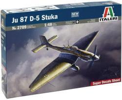 Italeri Junkers Ju-87D-5 Stuka 1/48 2709