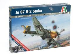 Italeri Ju-87B2 Stuka 1/48 2690