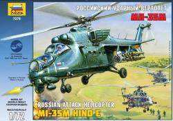 Zvezda Mi-35M Hind-E 1/72 7276
