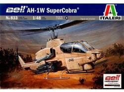 Italeri Bell AH-1W Supercobra 1/48 833