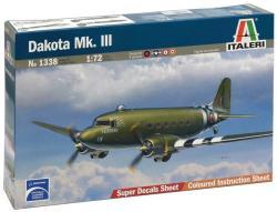 Italeri Dakota Mk.III 1/72 1338
