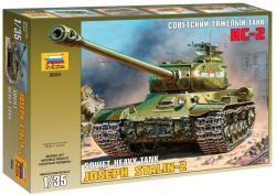 Zvezda IS-2 Soviet Heavy Tank 1:35 3524