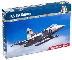 Italeri JAS-39C Gripen 1/72 1306