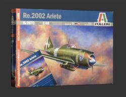 Italeri Re.2002 Ariete 1/48 2670