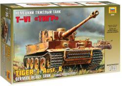 Zvezda Tiger VI Ausf E 1:35 3646