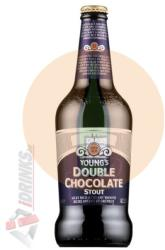 Wells and Young's Double Chocolate Stout 0,44l 5.2% - üveges