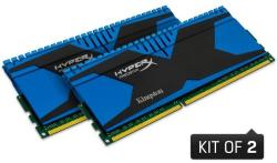 Kingston 8GB (2x4GB) DDR3 1866MHz HX318C9T2K2/8