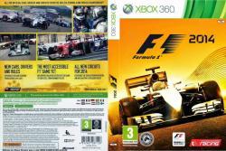 Codemasters F1 Formula 1 2014 (Xbox 360)