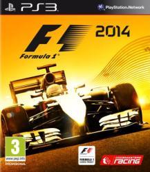 Codemasters F1 Formula 1 2014 (PS3)