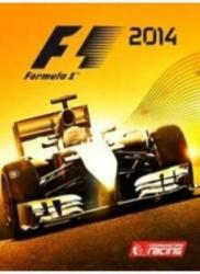 Codemasters F1 Formula 1 2014 (PC)
