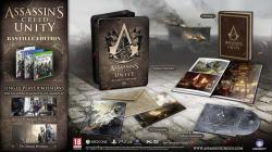 Ubisoft Assassin's Creed Unity [Bastille Edition] (Xbox One)