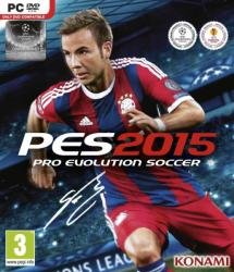 Konami PES 2015 Pro Evolution Soccer (PC)