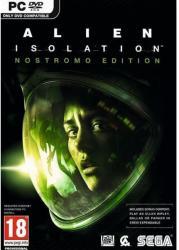 SEGA Alien Isolation [Nostromo Edition] (PC)