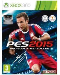 Konami PES 2015 Pro Evolution Soccer (Xbox 360)