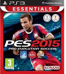 Konami PES 2015 Pro Evolution Soccer (PS3)