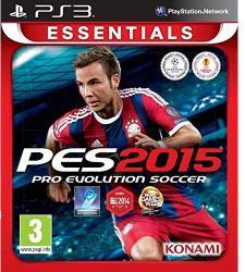 Konami PES 2015 Pro Evolution Soccer (PS3)