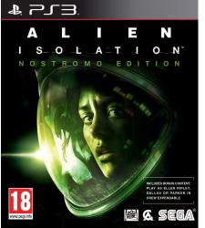 SEGA Alien Isolation [Nostromo Edition] (PS3)