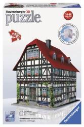Ravensburger 3D Puzzle - Német ház 216 db-os (12572)