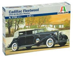 Italeri Cadillac Fleetwood 1/24 3706