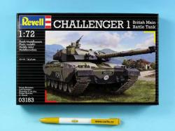 Revell Challenger I 1/72 3183