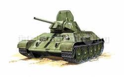 Zvezda T-34/76 Soviet Tank Mod 1942 1/35 3535