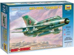 Zvezda MiG-21Bis 1/72 7259