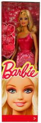 Mattel Parti Barbie - rózsaszín csillogó ruhában (BCN35)