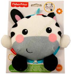 Fisher-Price Kuncogó plüss pajtások - Zebra (BFH91)