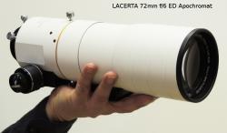 Lacerta 72/432 ED-APO