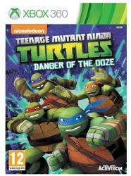 Activision Teenage Mutant Ninja Turtles Danger of the Ooze (Xbox 360)