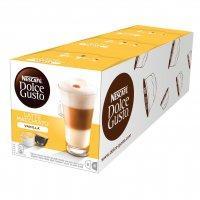NESCAFÉ Dolce Gusto Latte Macchiato Vanilla 3x16