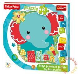 Trefl Baby Fun: Elefánt 8 db-os (36119)