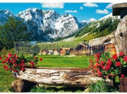 Schmidt Spiele Karwendel hegység 1500 db-os (58192)