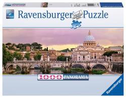 Ravensburger Panoráma Puzzle - Róma 1000 db-os (15063)