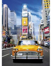Clementoni Taxi a Times Square-en 500 db-os (30338)