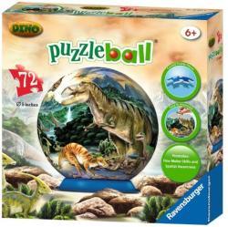 Ravensburger Dinoszaruruszos puzzleball 72 db-os