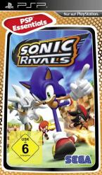 SEGA Sonic Rivals [Essentials] (PSP)