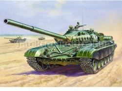 Zvezda T-72A Russian Main Battle Tank 1/35 3552