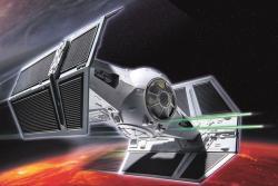 Revell Darth Vader Tie Fighter 6655